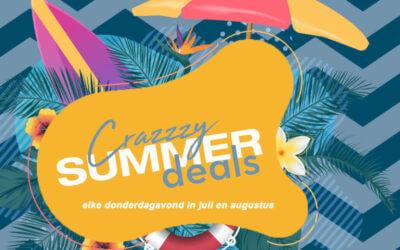 Crazzzy summer deals